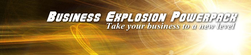 Business Explosion Powerpack